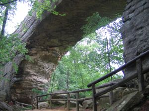 Natural Bridge, Kentucky